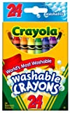 Crayola 24ct Washable Crayons