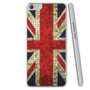 a AND b Designer Printed Mobile Back Case / Back Cover For Micromax Canvas Fire 4 A107 (MIC_A107_938)