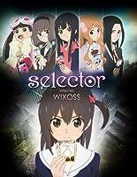 【Amazon.co.jp限定】「selector infected WIXOSS」BOX 3 (オリジナルステッカー付) (ウィクロススターターデッキ付) (初回限定版) [Blu-ray]