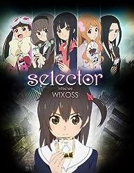 【Amazon.co.jp限定】「selector infected WIXOSS」BOX 1(オリジナルステッカー付)(WIXOSSスターターデッキ付)(初回限定版) [Blu-ray]