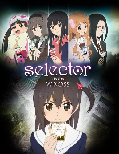 「selector infected WIXOSS」BOX 1(WIXOSSスターターデッキ付) (初回限定版) [DVD]