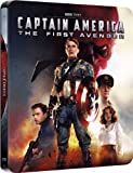Image de Captain America: The First Avenger [Blu-ray] [Edition Limitée Steelbook]