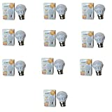 Voltech Engineerings Set Of 10 Pcs 3w S-light Led Bulbs With White Light