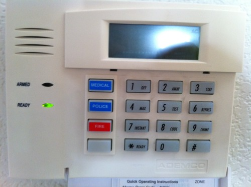 Possible to deactivate remote key fob from the ADEMCO panel