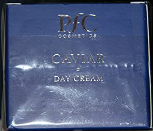 PFC Cosmetics CAVIAR Day Cream Cell Renewal 1.7 Oz