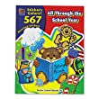 Teacher Created Resources 4229 Teacher Created Resources Sticker Books, All School Year, 567 Stickers/pack