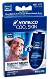 Philips Norelco HQ170 Cool Skin Nivea for Men Lotion Replacement Cartridge, 5 Cartridges (Pack of 3)