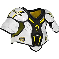 Buy Bauer Supreme ONE40 Hockey Shoulder Pads (Youth) by Bauer