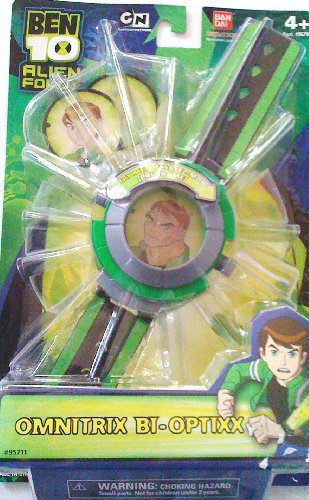 Ben 10 Ultimate Alien Omnitrix Bi-Optixx