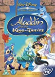 Aladdin and the King of Thieves [DVD]