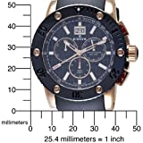 Edox Men's  10012 37RN NIR Chronograph Big Date Class-1 Watch