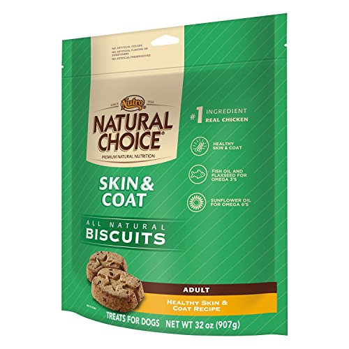 Natural Choice Dog Biscuits - Health Benefits, Treats For Dogs - Healthy Skin & Coat (Nutro Natural Choice Dog Treats compare prices)