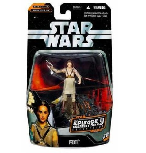 Star Wars Episode III: Greatest Battles - Padme 4""