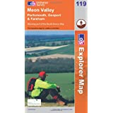 Meon Valley, Porstmouth, Gosport and Fareham (OS Explorer Map): Showing part of the South Downs Wayby Ordnance Survey