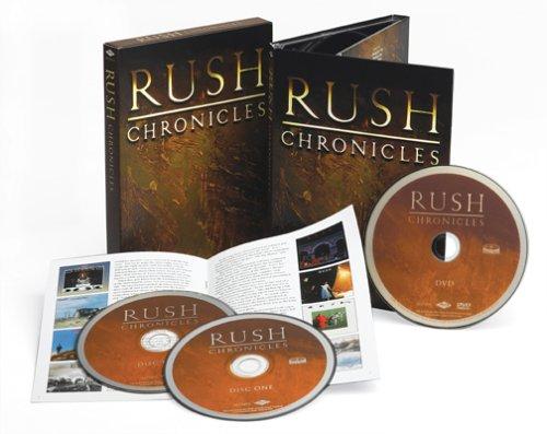 Rush - Chronicles (Sound+Vision) [2 CD/1 DVD Combo] - Zortam Music