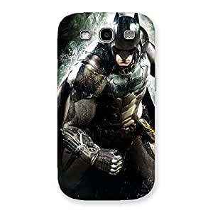 Special Knight Thrash Multicolor Back Case Cover for Galaxy S3 Neo