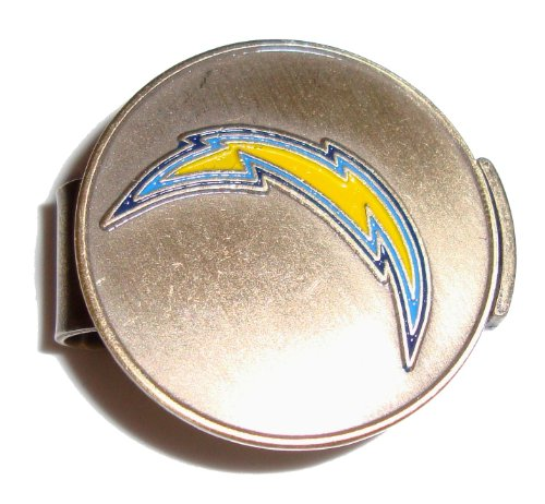 San Diego Chargers Hat Clip & Golf Ball Marker