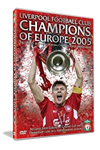 Liverpool - Season Review 20042005 Dvd by Granada Ventures
