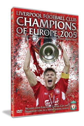 Liverpool - Season Review 2004/2005 [DVD]