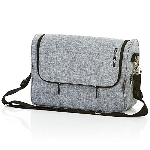 ABC Design 91299701Changing Bag Classic Graphite Grey Changing Bag Classic, Grey