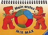 Mein erstes Mix Max: Bilderbuch mit Titelstanzung