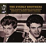 Five Classic Albums [Audio CD] Everly Bros