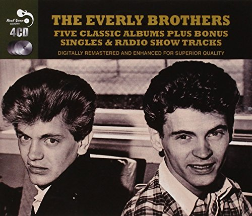 5 Classic Albums - Everly Bros. (The Everly Brothers compare prices)