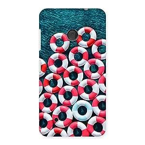 Saving Sea Back Case Cover for Lumia 530