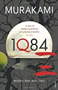 1Q84: Books 1 And 2 by Haruki Murakami cover image