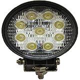 SHANREN LED Work Light Lamp Off Road High Power ATV Jeep 4x4 Tractor 27w 60 Degree Flood Light