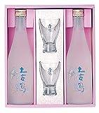土佐鶴酒造 吟醸酒 吟麗千寿土佐鶴 2本セット (500ml x 2本)