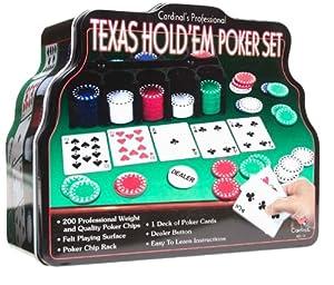 Set texas holdem