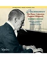 Rachmaninov : Les concertos pour piano