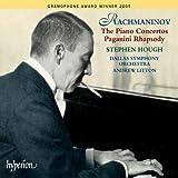 Rachmaninov: Piano Concertos / Paganini Rhapsody