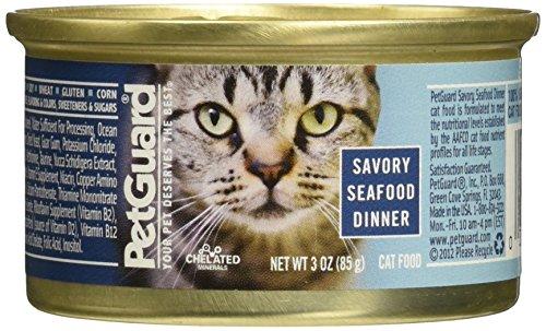 PetGuard Savory Seafood Dinner