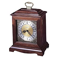 Windsor Cherry Continuum Mantle Clock Cremation Urn