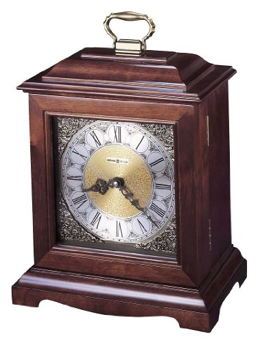 Windsor Cherry Continuum Mantle Clock Cremation Urn