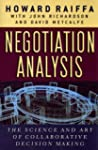 Negotiation Analysis: The Science and...