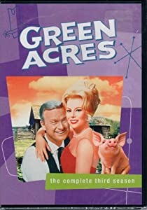 Green Acres: Season 3 from MGM (Video & DVD)