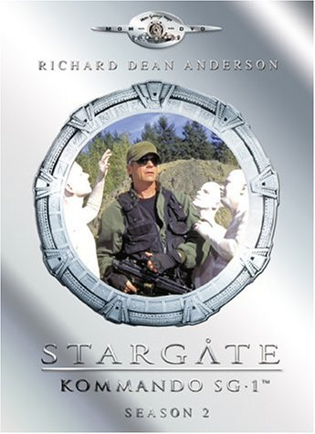 Stargate Kommando SG-1 - Season 2 Box [6 DVDs]