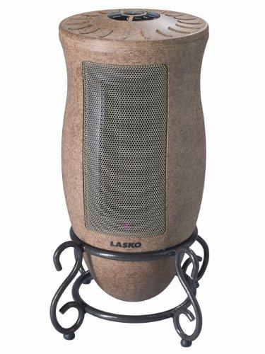 B005S4MTMA Lasko 6405 Designer Oscillating Heater
