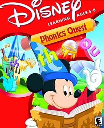 Disney's Phonics Quest