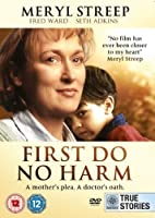 First Do No Harm [DVD]