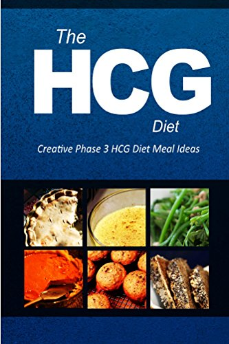 Free Kindle Book : The HCG Diet - Creative Phase 3 HCG Diet Meal Ideas: Easy and Delicious Low-Carb and Sugar-Free Cookbook