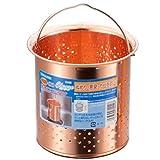 タケコシ 純銅製 排水口ゴミ受け 深型 H-475