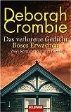 Das verlorene Gedicht / Böses Erwachen: Zwei Romane in einem Band - Deborah Crombie