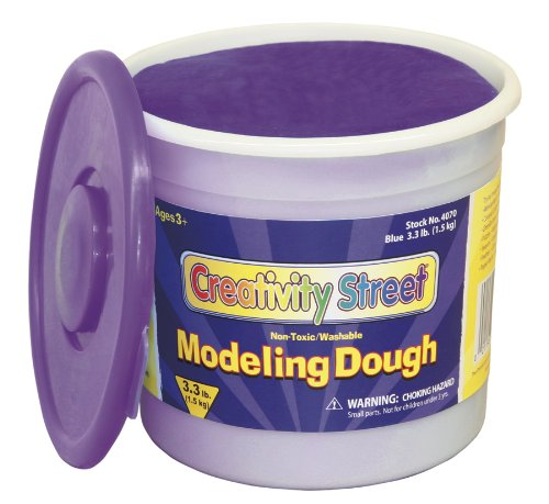 Purple Modeling Dough, 3.3lb.