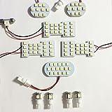 C26 セレナ SERENA 専用 LED SMD ルームランプ ホワイト 白