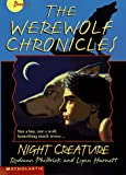 Night Creature (Werewolf Chronicles) (0590689509) by Philbrick, Rodman