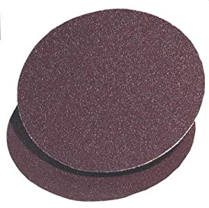Delta 31-081 5-Inch 50 Grit Self-Adhesive Sanding Disc (2-pack)
